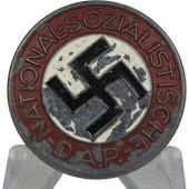 NSDAP memberbadge mid WW2 made M1/159 RZM