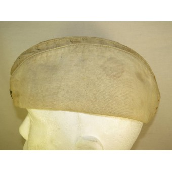 Soviet Russian cotton pilotka side hat. Espenlaub militaria