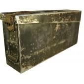 SS-VT Standarte Deutschland MG-Gerat 34 ammo box