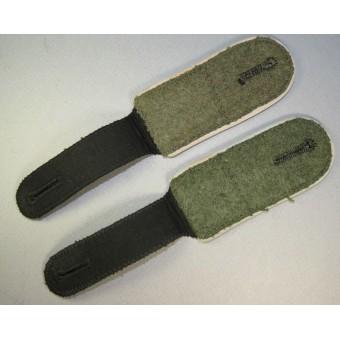 Waffen SS mid war infantry shoulder straps. Espenlaub militaria