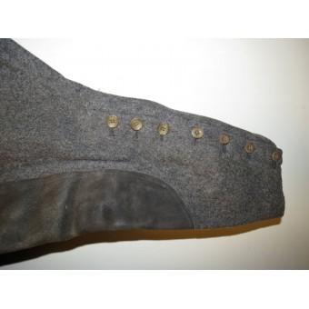 Wehrmacht Heer or SS stone gray breeches. Espenlaub militaria