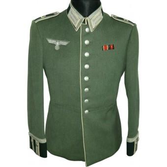 Wehrmacht Heer Waffenrock Unteroffizier Infantry Schuetzen Regiment 74. Espenlaub militaria