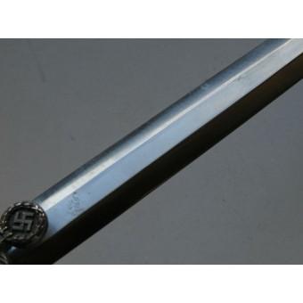Wehrmacht Heeres dagger by WKC Solingen. Espenlaub militaria