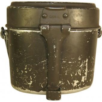 WW2 German messkit. Heer or Waffen SS. Espenlaub militaria