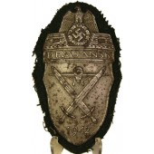 WW2 German sleeve shield award - Demjansk 1942