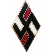 A National Socialist Student's  League Membership badge. NSDStB.