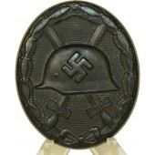 Black wound badge/Verwundetenabzeichen in Schwarz. Mint condition