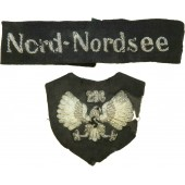 HJ-BDM breast patch and cufftitle for Gruppenführerin in Untergau 286-Bersenbrück