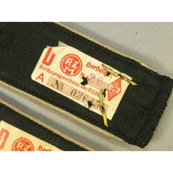 HJ Streifendienst Scharführer in bann 184 Kiel, district Nordmark shoulder straps. Espenlaub militaria