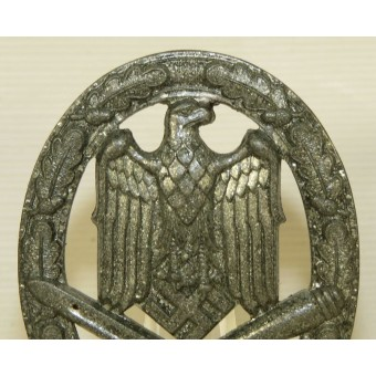 Late war Allgemeinesturmabzeichen - General assault badge