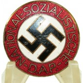 M1/34 RZM NSDAP Member pin by Karl Wurster, Markneukirchen