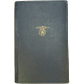 Mein Kampf by Adolf Hitler 1934 year issue