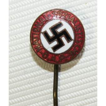 NSDAP member pin miniature. Size is 13mm. Espenlaub militaria