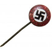 NSDAP member pin miniature. Size is 13mm