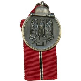 Otto Zappe Winterschlacht im Osten Medal. 110 marked ring. Espenlaub militaria