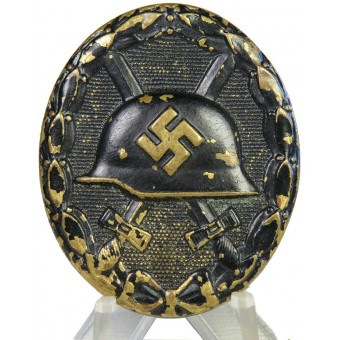 1939 3rd class wound badge, bronze. Espenlaub militaria