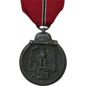 Winterschlacht im Osten, Ostfront medal, marked 10.