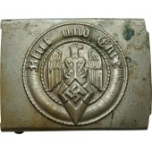 Early HJ buckle, RZM 17- Assmann. Ges. Gesch.