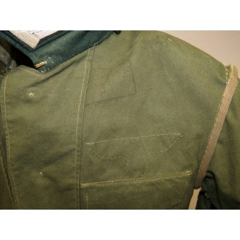 German officer summer tunic for Oberleutnant in Infantry for use at the Ostfront.. Espenlaub militaria