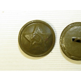 Red Army WW2 button for unifroms, 21 mm. Espenlaub militaria