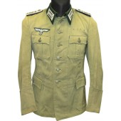 Wehrmacht officer field tunic for Stabsarzt, Ostfront