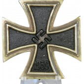 1939 Iron cross first class, L/11 - Deumer. Worn condition