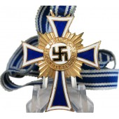 Cross of German mother 1st class- Ehrenkreuz der Deutschen Mutter in Gold