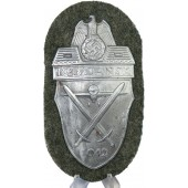 Demjansk 1942 shield, steel