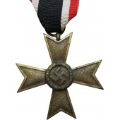 KVK medal,  II class cross without swords. War merit cross