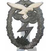Luftwaffe ground assault badge - J.E.Hammer & Söhne