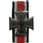 Iron cross 2nd class 1939 by ADHP. Unmarked