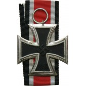 Near mint unmarked iron cross, 2nd class
