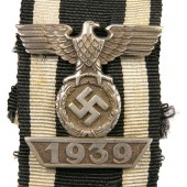 Wiederholungsspange 1939 for Iron cross 1914