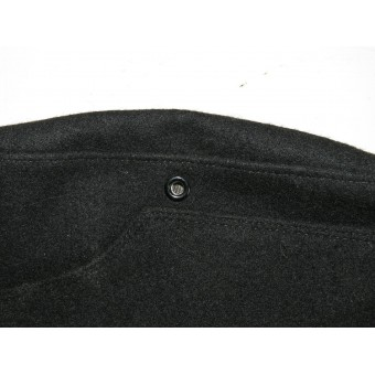 M 38 Feldmütze for the signals troops in the armored units of the Wehrmacht. Espenlaub militaria