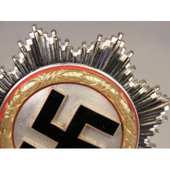 Deutsches Kreuz in Gold 1941. Golden grade of the German cross. Steinhauer. Espenlaub militaria
