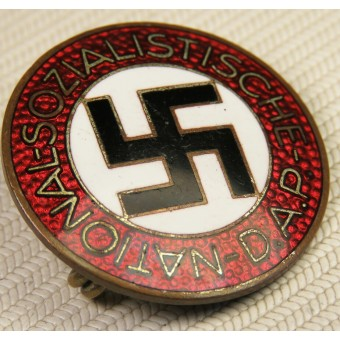 NSDAP badge. М 1/130 RZM. Espenlaub militaria
