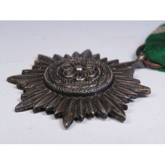 2nd class, silver grade of the star for the eastern peoples, without swords. Espenlaub militaria