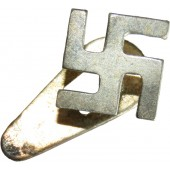 Badge of the Nazi Party sympathizer.  12 mm