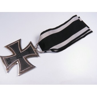 Iron Cross 1914, second class. Perfect condition without marking. Espenlaub militaria