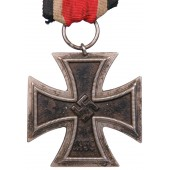 """Iron cross 2nd class 1939 -AGGS. Marking on the ring """"25"""""""