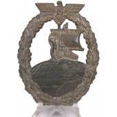 The Auxiliary cruiser of the Kriegsmarine badge-Friedrich Orth