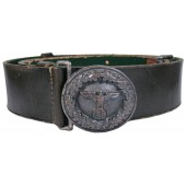 Belt of the official of the forestry department of the Third Reich