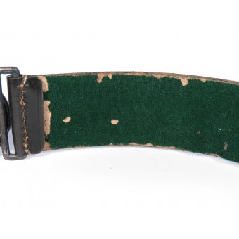 Belt of the official of the forestry department of the Third Reich. Espenlaub militaria