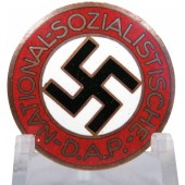Extremely rare Member badge of NSDAP M1/152RZM