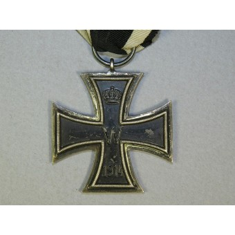 1914 Iron cross second class K.O marked. Espenlaub militaria