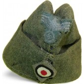 Salty condition M 38 side hat with M 40 insignia