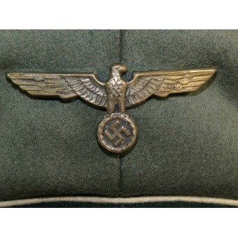 Third Reich Wehrmacht Heeres Infantry, private purchased  visor hat. Espenlaub militaria
