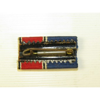 WW2 German Luftwaffe ribbon bar. Espenlaub militaria