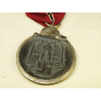 3rd Reich medal for combat in Winter in 1941/42 year-Winterschlacht im Osten. Good condition,. Espenlaub militaria