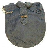 Blue grey ww2 cover for alu RKKA canteen